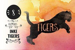 Inked Tigers