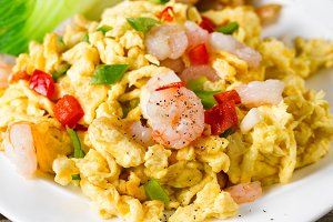 Shrimp and Egg Meal