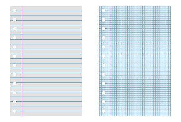 notebook paper Illustrations Creative Market – Notebook Paper