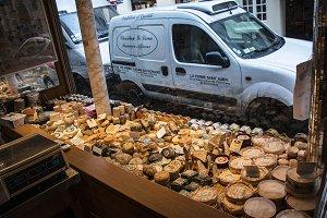 Cheese Shop in Paris