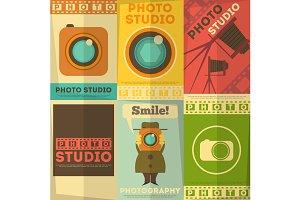 Photo Studio Poster