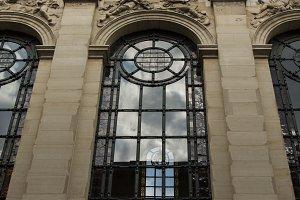 Windows at Versailles