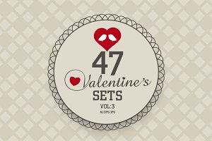 Valentine's Day Sets - Vol 3