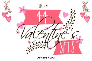 Valentine's Day Sets - Vol 4