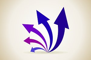 Abstraction arrow