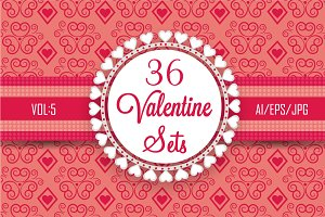 Valentine's Day Sets - Vol 5