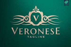 Veronese - Luxury brand logo
