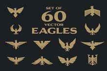 60 Vector Eagles + Bonus