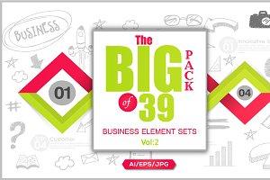 Business Elements Sets - Vol 2