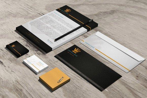 Modern Identity/Branding Set