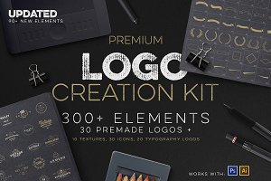 Logo Creation Kit + Bonus