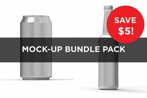 Mock-Up Bundle Pack