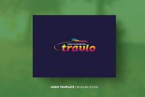 Travlo-Template-Logo