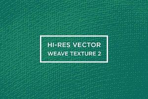 Hi-Res Vector Weave Texture #2