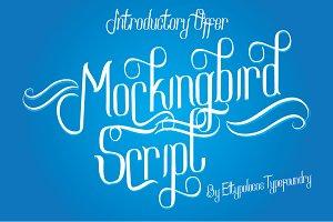 Mockingbird Script 25% OFF