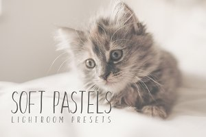 Soft Pastel Lightroom Presets