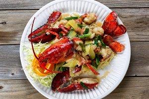 Gourmet Maine Lobster