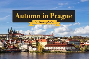 Autumn in Prague | 50 HQ photos