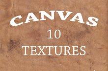 10 Canvas Textures