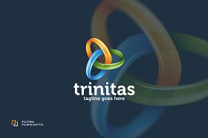 Trinitas / Triangle - Logo Template