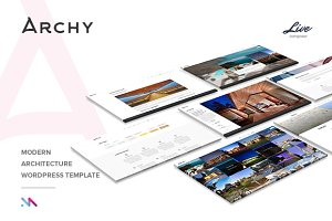 Archy: Modern Architecture Template