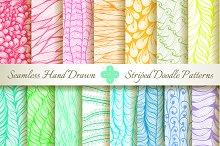 15 Seamless Striped Patterns