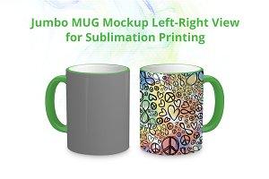 Jumbo Mug Mock-up V-2