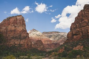 Zion Mountains 2