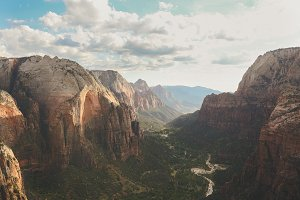 Zion Mountains 5