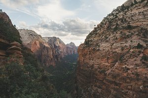 Zion Mountains 6