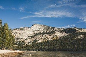 Yosemite Lake