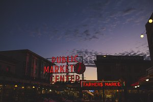 Seattle Public Market 2