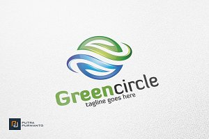 Green / Leaf / Nature - Logo