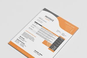 Docx business corporate invoice