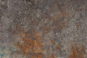 Rusty Wall Background
