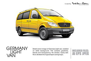 Germany Light Van