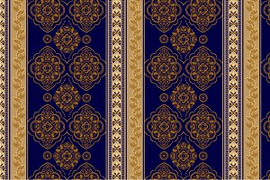 2 Ornamental Seamless Patterns