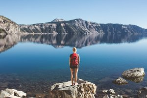 Crater Lake Explorer