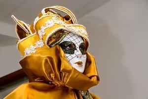 Carnival. Venetian style masks (IV)