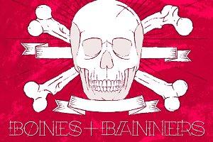 Bones & Banners