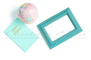 Styled Stock Photography Empty Frame