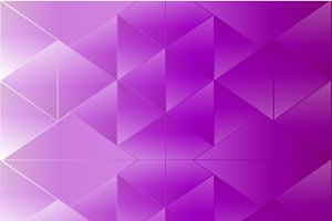 Abstract background triangle purple