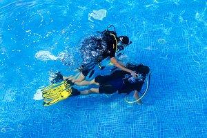 Scuba diving baptism (4)