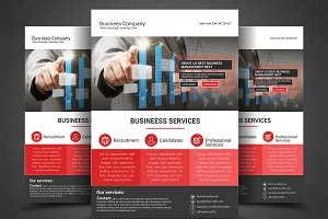 Businesss Corporate Flyer