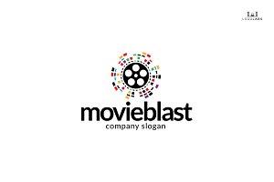 Movie Blast Logo