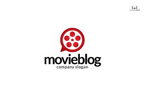 Movie Blog Logo