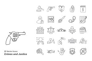 Crimes and Justice outlines