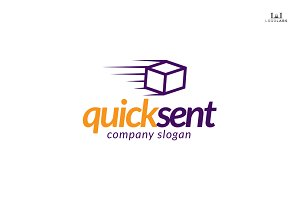 Quick Sent Logo