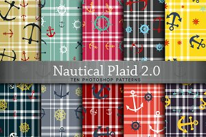 Nautical & Plaid