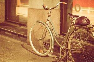 Vintage bike